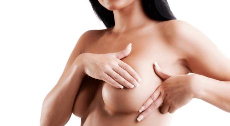 női mell plasztika után