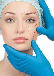 arcplasztikai beavatkozás